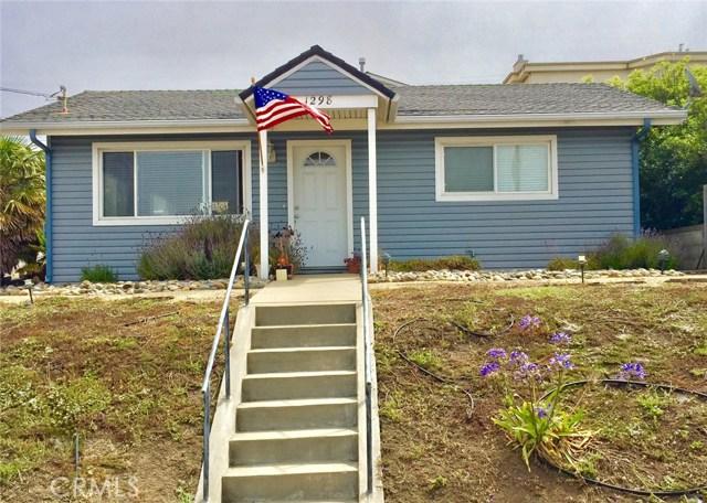 1298 Bolton Drive, Morro Bay, CA 93442