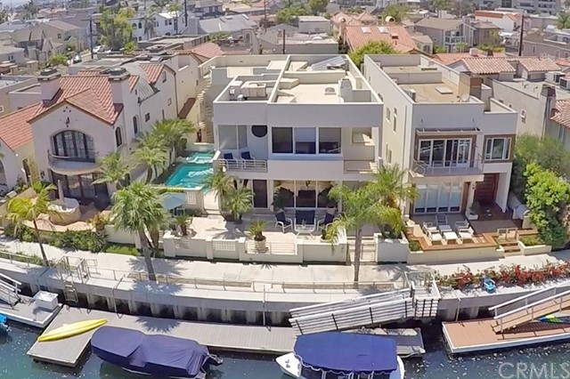 Single Family Home for Sale at 150 Rivo Alto Canal 150 Rivo Alto Canal Long Beach, California 90803 United States