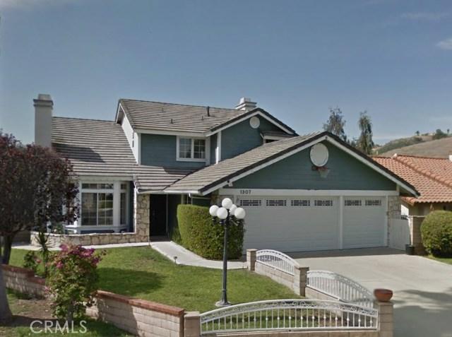 1307 Marquette Drive Walnut, CA 91789 - MLS #: TR17063990