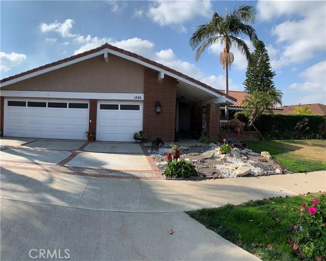 1326 Cabrillo Street Orange CA 92869