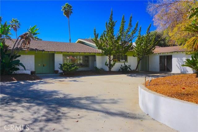 Частный односемейный дом для того Продажа на 3475 Canyon Crest Road 3475 Canyon Crest Road Altadena, Калифорния 91001 Соединенные Штаты