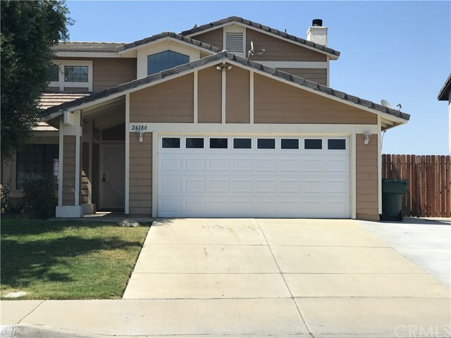 26180 Baldy Peak Drive Sun City, CA 92586 - MLS #: SW17139015