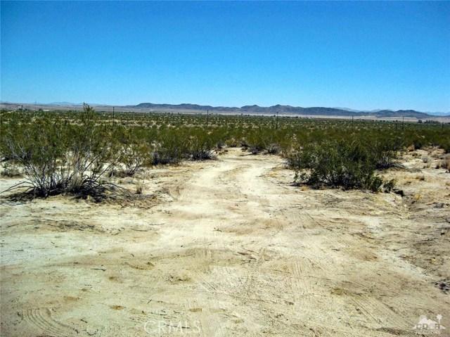 Hollinger Road Joshua Tree, CA 92252 - MLS #: 218018180DA