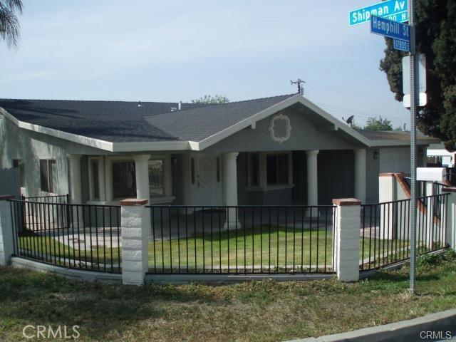 Single Family Home for Rent at 17846 Hemphill Street La Puente, California 91744 United States