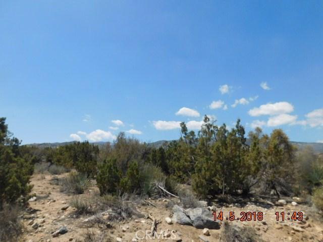 0 ELSINORE Pinon Hills, CA 92372 - MLS #: IV18128360