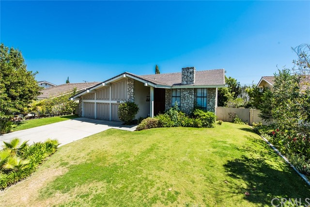 Single Family Home for Rent at 17932 Aberdeen Lane Villa Park, California 92861 United States