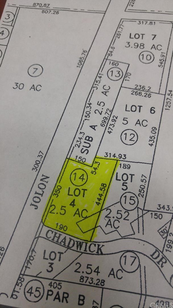 70143 Chadwick Drive Bradley, CA 93426 - MLS #: NS18196705