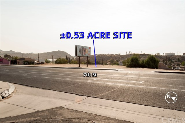 0 7th Street Victorville, CA 92395 - MLS #: OC18183340
