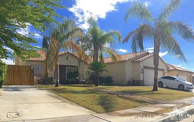 31396 Via Ventana Thousand Palms, CA 92276 - MLS #: 218029672DA