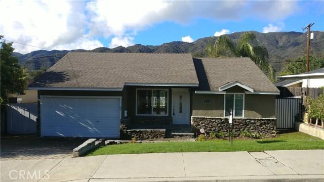 3446 Altura Avenue La Crescenta, CA 91214 - MLS #: OC18056368