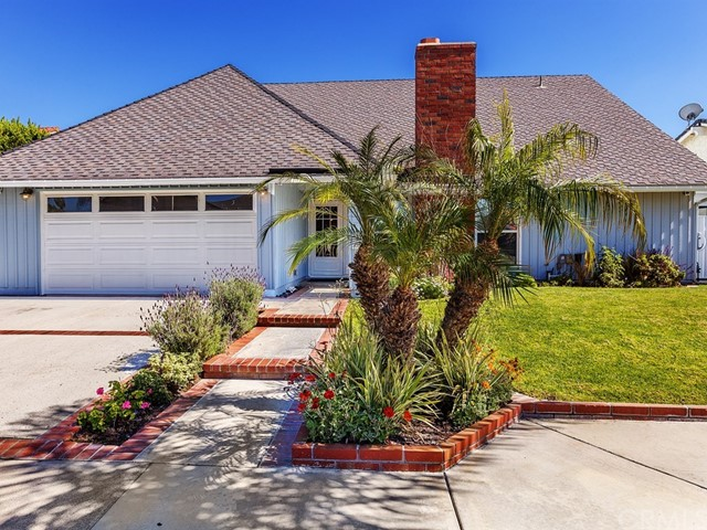 Single Family Home for Sale at 9384 Fleetwood Street Cypress, California 90630 United States