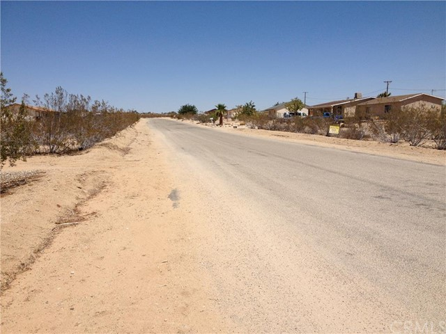 Single Family for Sale at 86582 Twentynine Palms Highway 29 Palms, California United States