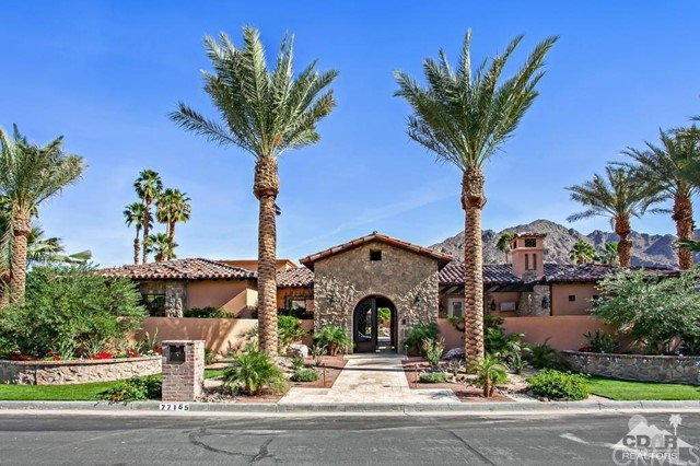 Single Family Home for Sale at 77165 Delgado Drive 77165 Delgado Drive Indian Wells, California 92210 United States
