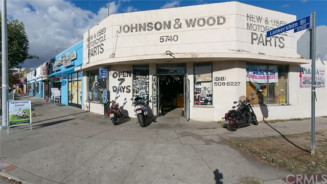 Retail for Sale at 5740 Lankershim Boulevard 5740 Lankershim Boulevard North Hollywood, California 91601 United States