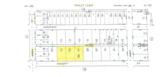 土地,用地 为 销售 在 nuggent Boron, 加利福尼亚州 美国