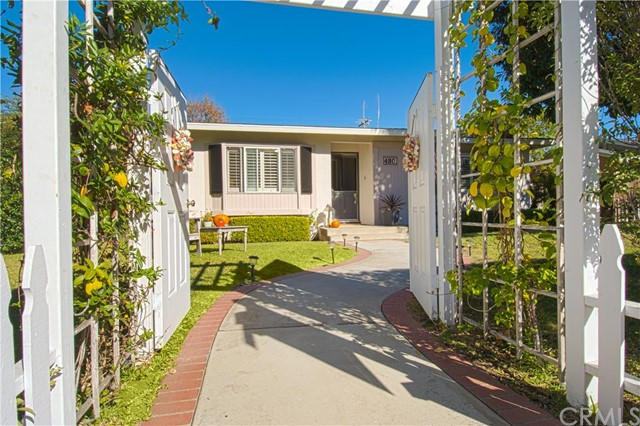 Single Family Home for Sale at 480 East 19th St 480 19th Costa Mesa, California 92627 United States