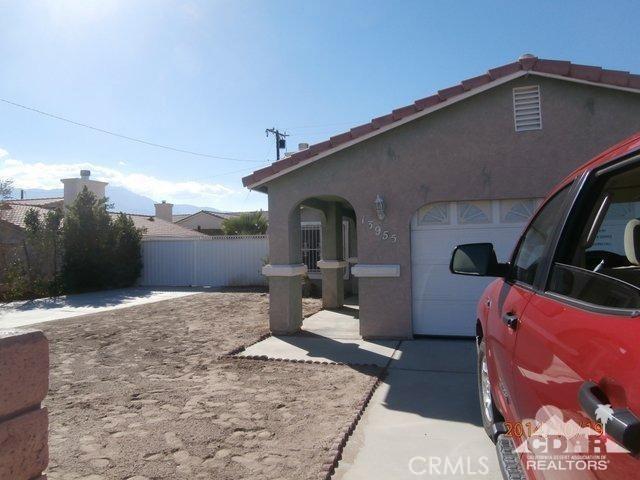 Single Family Home for Sale at 13955 Santa Ysabel Drive 13955 Santa Ysabel Drive Desert Hot Springs, California 92240 United States