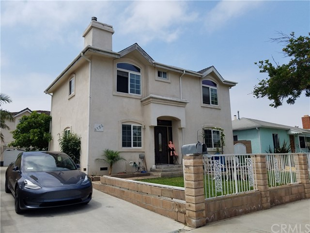 4152 167th, Lawndale, California 90260, ,Residential Income,For Sale,167th,SB20129388