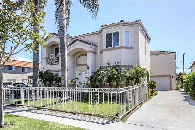 Single Family Home for Sale at 18500 Arline Avenue Artesia, California 90701 United States