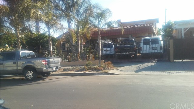 Single Family Home for Sale at 11809 Fellows Avenue San Fernando, 91340 United States