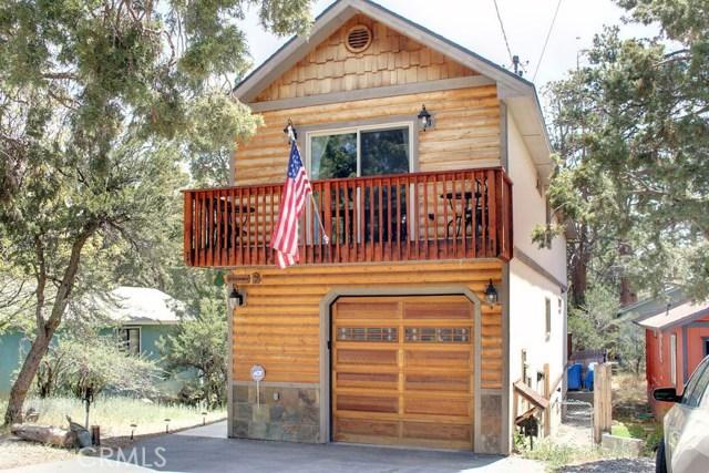 Single Family Home for Sale at 601 Moreno Lane Sugarloaf, California 92386 United States
