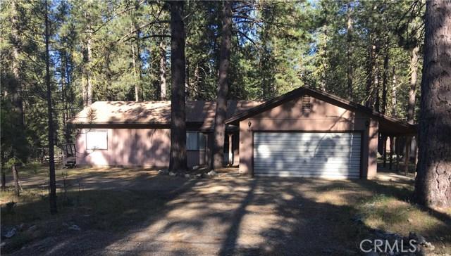 56 Korominu Trail Graeagle, CA 96103 - MLS #: SP18156946
