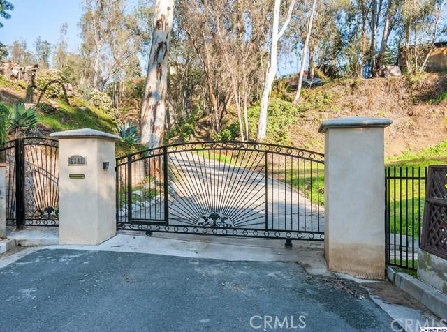 Single Family Home for Sale at 5357 La Roda Avenue Eagle Rock, California 90041 United States