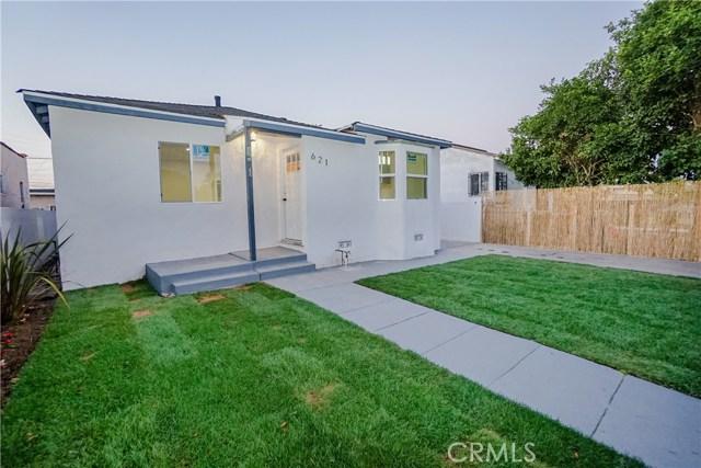 621 E 98th Street Los Angeles, CA 90002 - MLS #: DW17207509