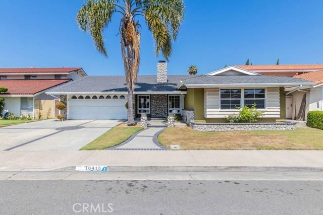 Photo of 16415 Ponderosa Street, Fountain Valley, CA 92708
