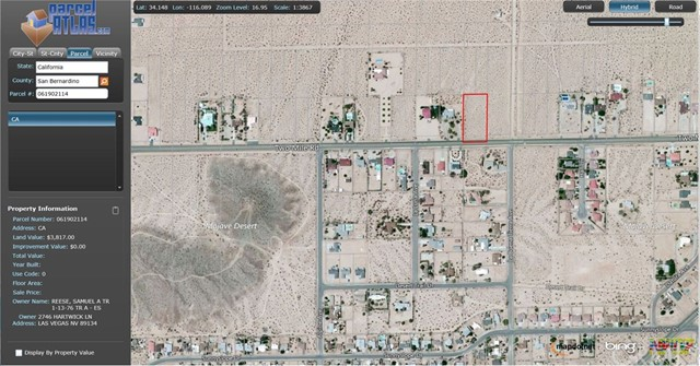 72990 Two Mile Road, 29 Palms, CA, 92277