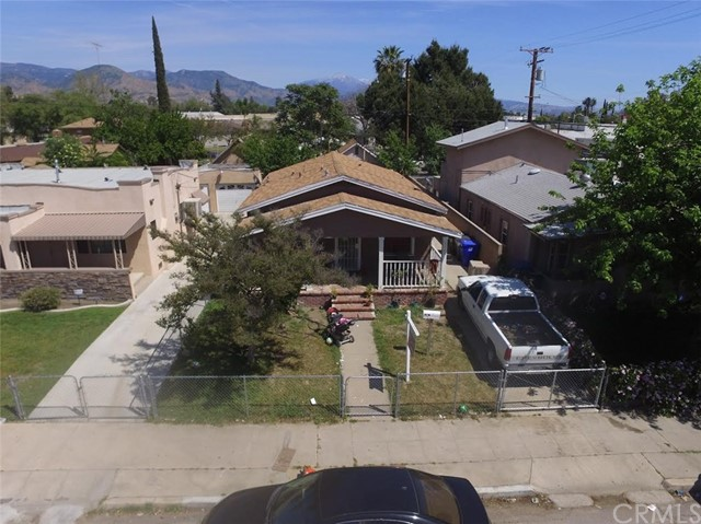 Single Family Home for Sale at 2267 Mountain View Avenue N San Bernardino, California 92405 United States