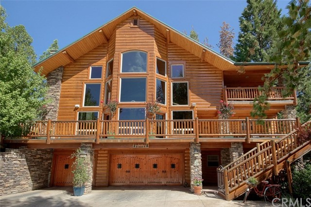 Single Family Home for Sale at 53950 Dogwood Creek Drive Bass Lake, California 93604 United States