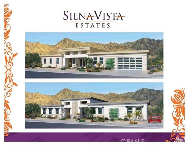 5 Siena Vista Court Rancho Mirage, CA 92270 - MLS #: 218020890DA