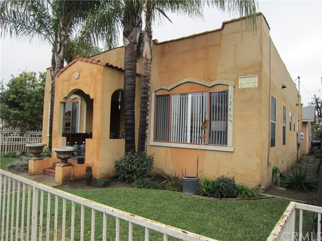 Single Family for Sale at 1539 Cherry Avenue Long Beach, California 90813 United States