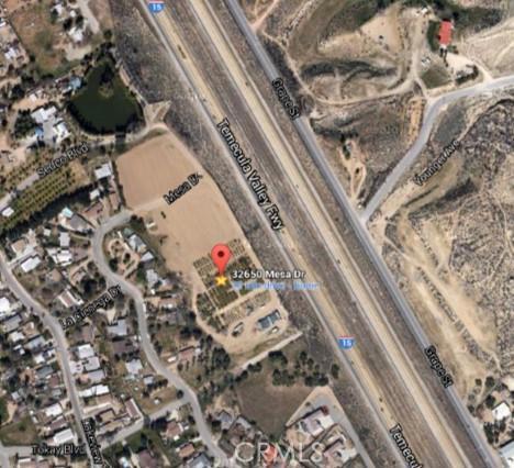 Land for Sale, ListingId:33671408, location: 32650 Mesa Drive Wildomar 92595