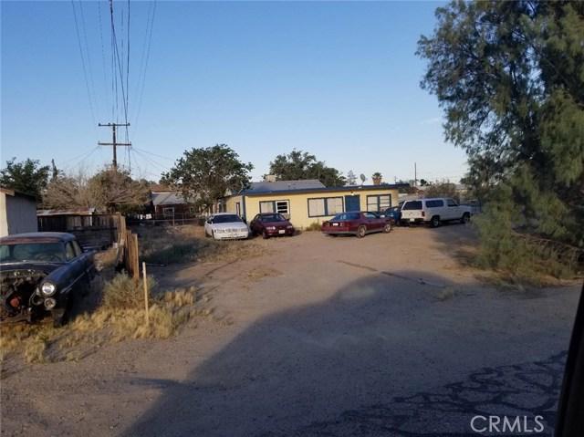 Single Family for Sale at 573 Gleason Street W Yermo, California 92398 United States