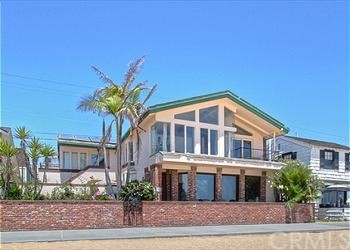 Single Family Home for Sale at 706 Oceanfront W Newport Beach, California 92661 United States