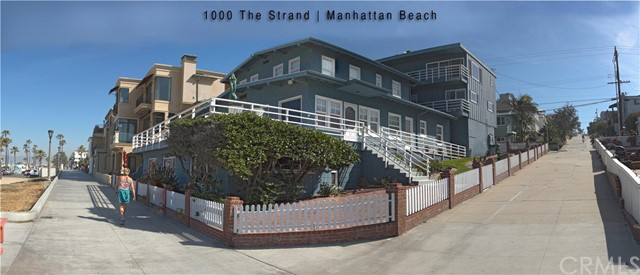 Single Family Home for Sale at 1000 The Strand Manhattan Beach, California 90266 United States