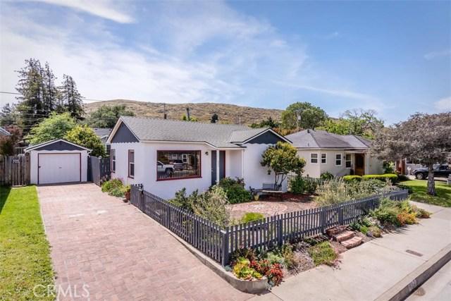 653 Caudill Street, San Luis Obispo, CA 93401