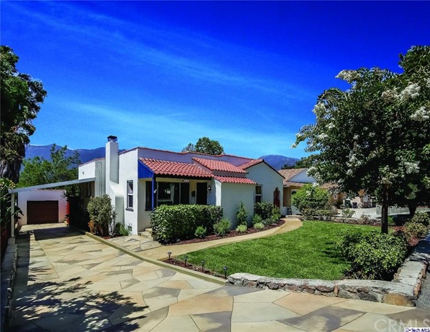 2818 Piedmont Avenue La Crescenta, CA 91214 is listed for sale as MLS Listing 316007638