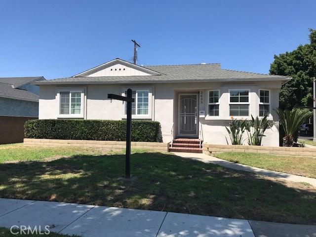 2633 Denmead Street Lakewood, CA 90712 - MLS #: PW17192931
