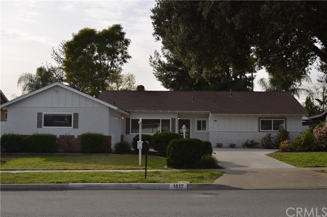 1517 N 3rd Avenue , CA 91786 is listed for sale as MLS Listing IV17023686