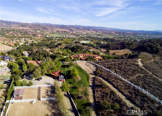 Casa Unifamiliar por un Venta en 30822 Via Vista Coto De Caza, California 92679 Estados Unidos