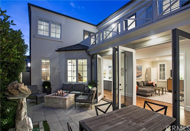 Single Family Home for Sale at 217 Via Genoa St Newport Beach, California 92663 United States
