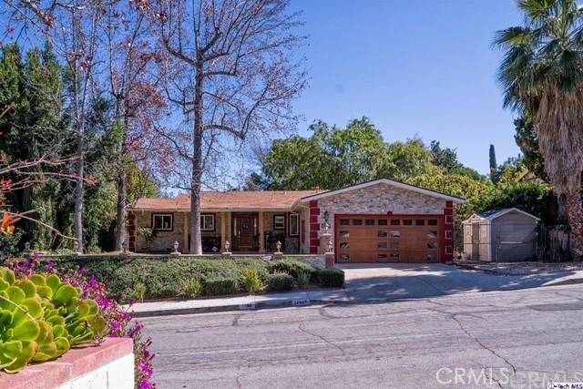 1496 Belleau Road Glendale, CA 91206 - MLS #: 318000726