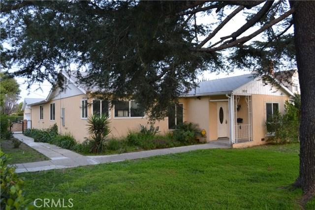1810 S BALDWIN Avenue, Arcadia, CA 91007