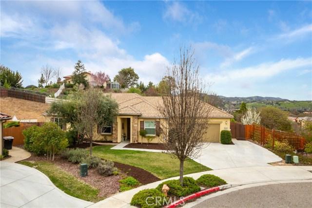 1641  Heidi Court, Paso Robles in San Luis Obispo County, CA 93446 Home for Sale