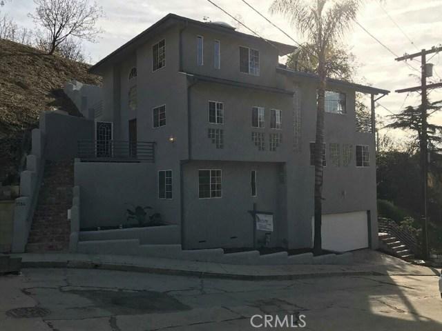 3586 Canada Street, Los Angeles CA 90065