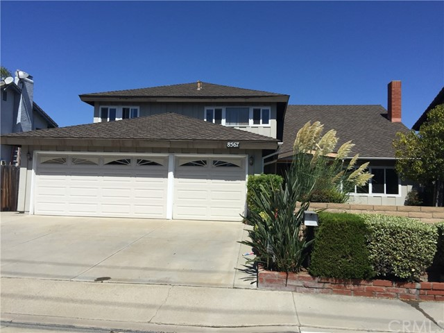 Single Family Home for Sale at 8567 Garfield Avenue Fountain Valley, California 92708 United States