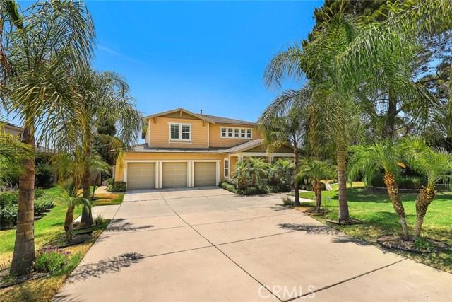 9625  Hillside Road, Rancho Cucamonga, California